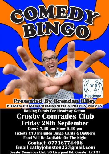 Headway Bingo Sep 18